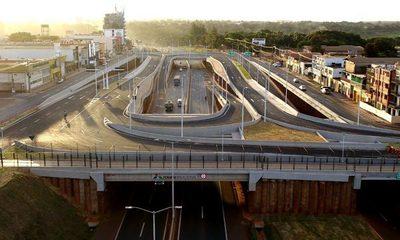 Comerciantes de la zona del Multiviaducto disipan dudas sobre la obra