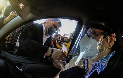 """Borba afirma que Paraguay está """" peleando con uñas y dientes"""" para conseguir vacunas – Prensa 5"""