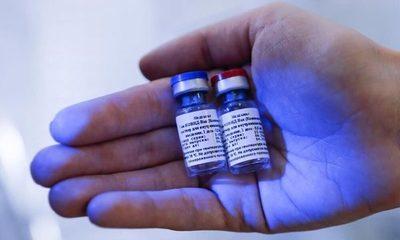 Salud anuncia llegada de vacunas Sputnik V