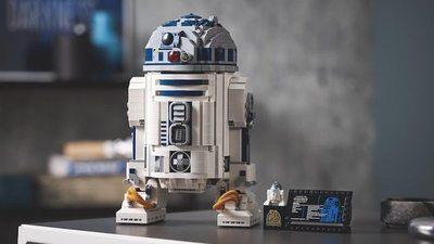 #MayThe4thBeWithYou: R2D2 de colección para celebrar el Día de Star Wars