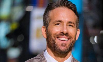 """Ryan Reynolds encontró la solución perfecta para terminar la obsesión de su hija con """"Baby Shark"""""""
