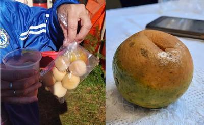La SEN entregó alimentos podridos a familiares de pacientes internados, denuncian