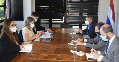 La Nación / Embajador de Argentina se compromete para mayor celeridad en relación comercial