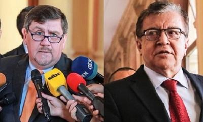 """Llano tilda de """"payaso"""" a Nicanor y dice que debe renunciar"""
