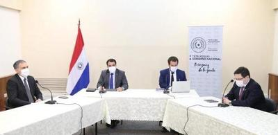 Presentan medidas para asistencia económica a sectores afectados en nueva cuarentena – Prensa 5