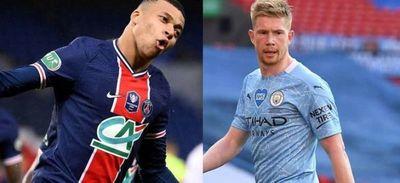 El PSG, relajado y confiado; el Manchester City quiere ser fiel a sí mismo