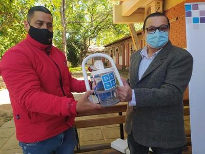 Entregan Aspiradores Portátiles al Hospital Regional de Coronel Oviedo – Prensa 5