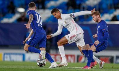 Un atrevido Chelsea se lleva un punto en su visita al Real Madrid