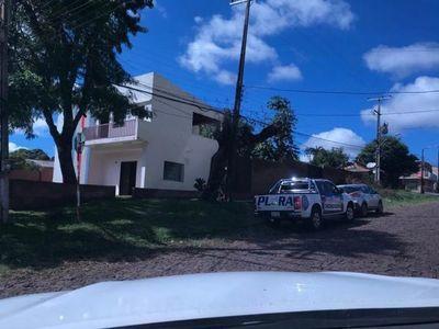 PLRA: Sospechosa visita de Camilo Vale a la oficina del diputado colorado Juancho Acosta
