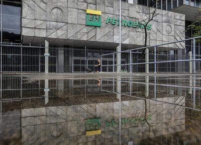 La producción de la brasileña Petrobras cae un 5 % en el primer trimestre