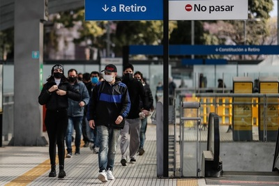 El salario mínimo en Argentina se elevará al 35 % hasta febrero de 2022