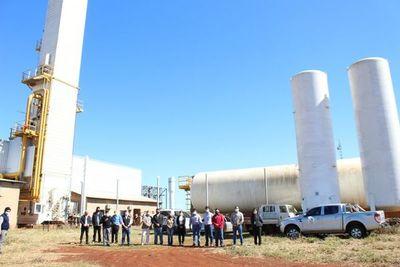 Pretenden producir diariamente 60.000 m3 de oxígeno en Hernandarias