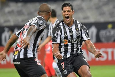 Con Hulk en modo superhéroe, Atlético Mineiro vence a América