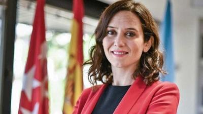 Interceptan una carta con proyectiles dirigida a la jefa de Gobierno de Madrid