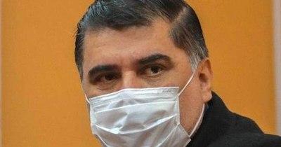 La Nación / Borba defiende medidas restrictivas y apunta a más insumos y medicamentos