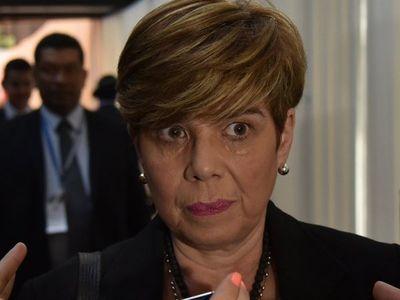 """Desirée reclama a Trabajo e IPS la lista de los """"ladrones"""""""