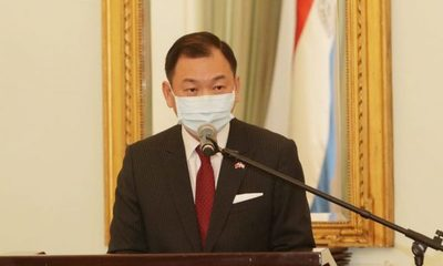Embajador de Taiwán anuncia vacunas que pueden ser opción para el Paraguay