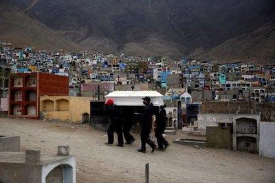 Perú superó las 60.000 muertes por coronavirus
