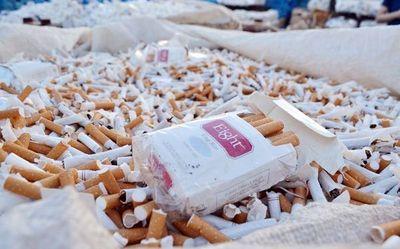 """Supuesta evasión de tabacaleras: SET afirma que hubo un """"error"""" en el informe"""