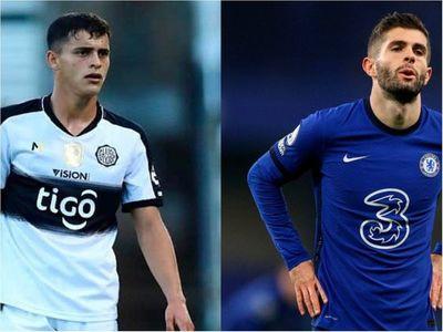 Comparan gol de Ramón Sosa con el de jugador de Chelsea