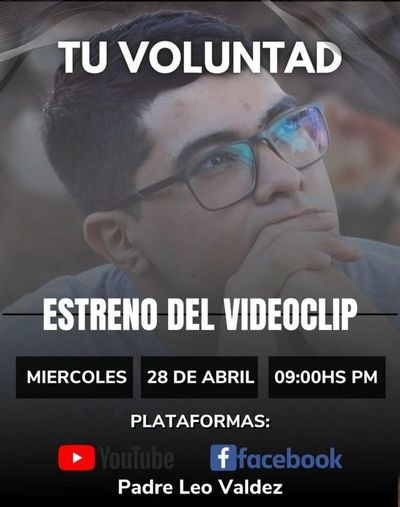 ESTRENO DEL VIDEO CLIP