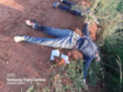 Padre e hijo son asesinados en Yby Yaú
