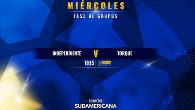 Independiente busca la punta de su grupo