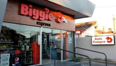 Patrulleras obligaron a cerrar 60 locales de Biggie