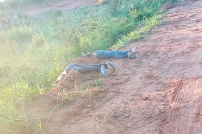 Encuentran dos cadáveres en Yby Yau