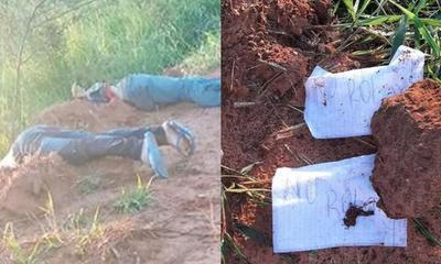 Asesinan a padre e hijo en Yby Yaú – Prensa 5
