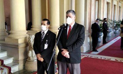 Gobierno asegura que provisión de oxígeno será garantizada