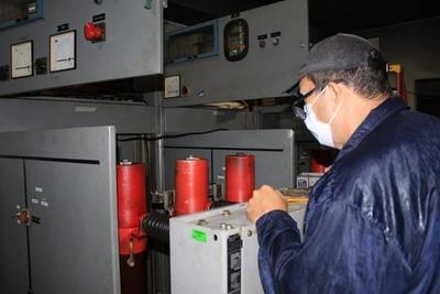 Anuncian que ANDE ya abasteció de energía eléctrica a la Planta de Oxígeno de Acepar