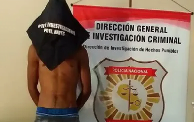 Matan a golpes a una abuelita en Benjamín Aceval