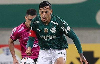Versus / Gómez le ganó a Brian el duelo de paraguayos y Palmeiras humilló a IDV
