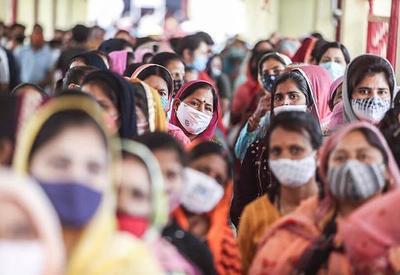 Nueva variante india del virus preocupa al mundo