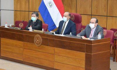 Presentan Comisión que hará seguimiento a revisión del Anexo C de Itaipu