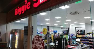 La Nación / Cuestionan cierre de 60 locales de la cadena Biggie por restricciones sanitarias