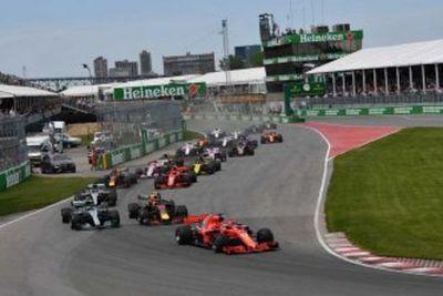 Cancelan el Gran Premio de Canadá de F1 por la pandemia de coronavirus