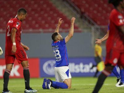 Pablo Aguilar se hace sentir en la Concachampions