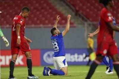 Pablo Aguilar: gol, triunfo y Cruz Azul cerca de semifinales