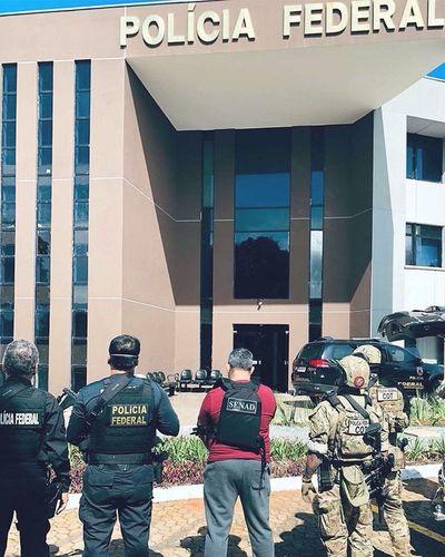 Fiscalía paraguaya pide la extradición de Samura