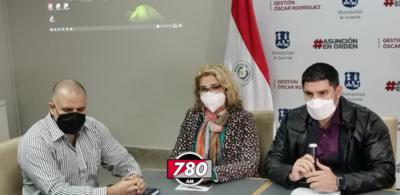 Intendente de Asunción inició gestiones para comprar 500 mil dosis de la Sputnik V