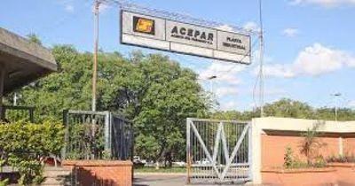 Planta de Acepar comenzaría a producir oxígeno para hospitales desde la quincena de mayo
