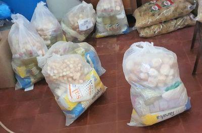 Fecha de entrega de kits de víveres en escuelas sigue incierta