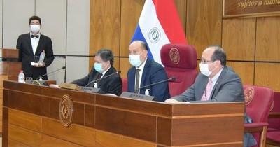La Nación / Senado integra comisión para vigilar la revisión del Anexo C de Itaipú