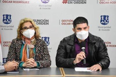 Comuna de Asunción en proceso de adquirir vacunas rusa y de habilitar centros de vacunación, informó el Intendente