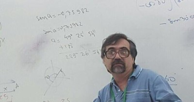La Nación / Despiden a otra víctima del COVID-19, el querido prof. ing. Carlos Alberto Sánchez León