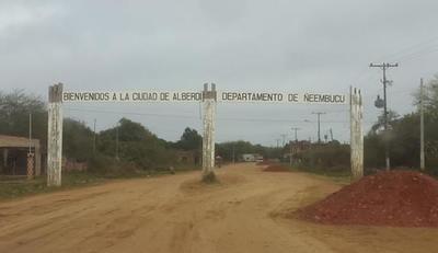 Alberdi en un panorama desolador – Prensa 5