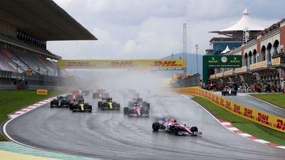 Turquía sustituye a Canadá en el calendario de la Fórmula 1