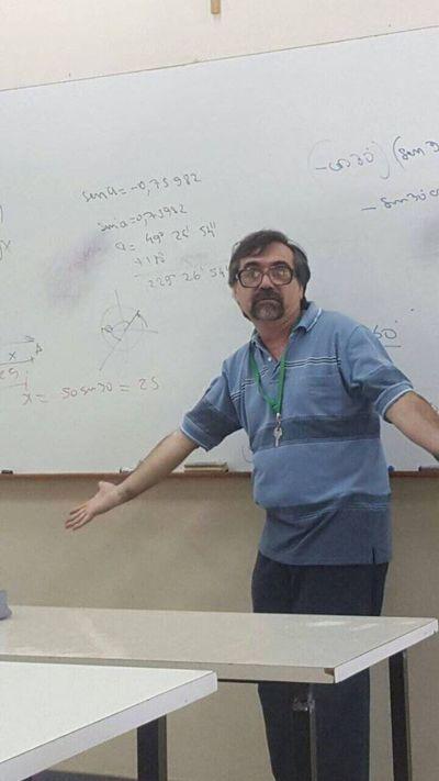 Despiden a otra víctima del COVID-19, el querido prof. ing. Carlos Alberto Sánchez León